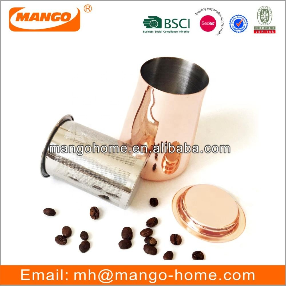 Coffee Sieve Coffee Powder Filter Stainless Steel Fine Mesh Coffee Powder Filter