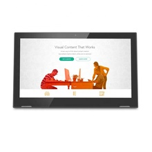 POS 機 15.6 インチ商業インタラクティブタブレット pc l 型タブレットアンドロイド <span class=keywords><strong>os</strong></span> と RJ45 POE 5000 バッテリー RS232 RS485 GPIO