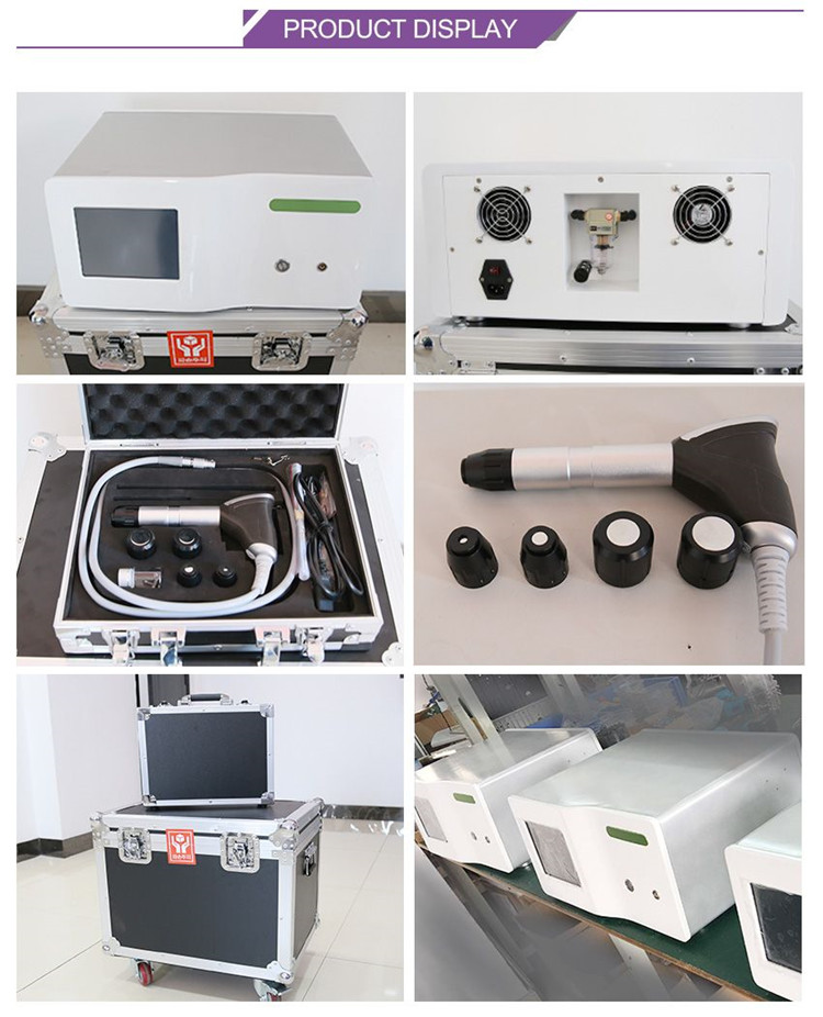 Factory wholesale direct sale physical shock wave therapy equipment