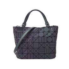 Женская сумка-мессенджер DIOMO sac a main femme, роскошная светящаяся Геометрическая Сумка, 2020(Китай)