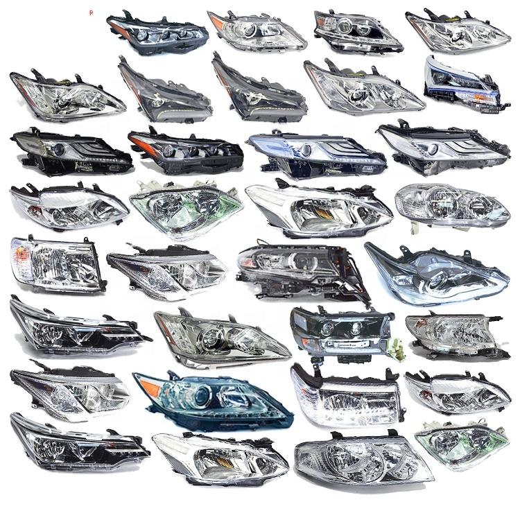 GAPV araba farı Toyota Camry Corolla Hilux Hiace Land Cruiser Levin Avalon Prado Lexus RX NX UX ES nissan için Honda