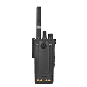 Motorola DMR portable radio P8608i with complete accessories digital two way radio UHF and VHF