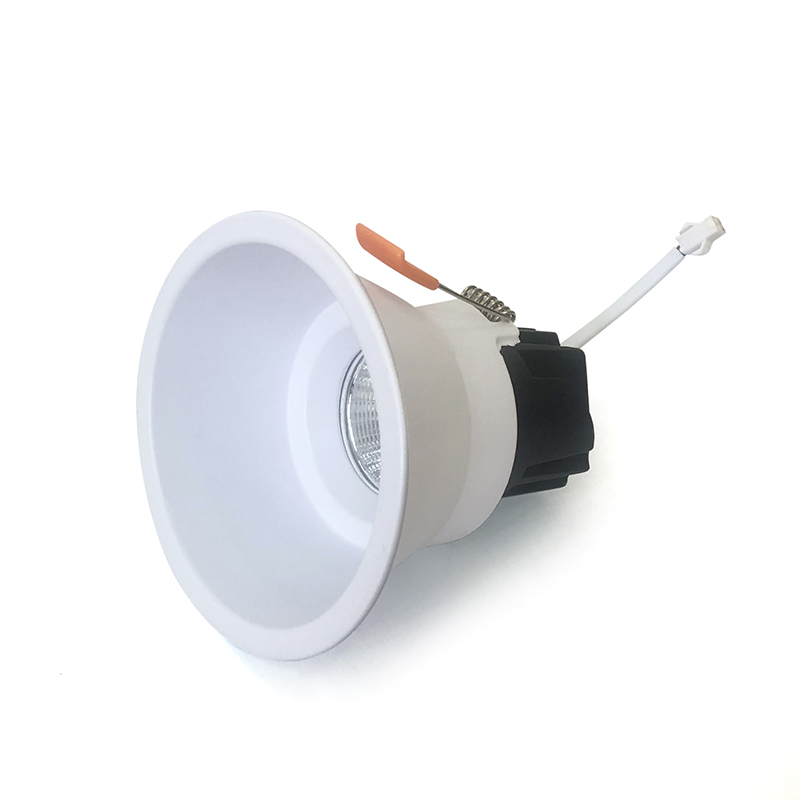 Factory Direct Price Best Quality LED Recessed Downlight Laser Blade LED 7W Anti-glare Recessed Led Down Light