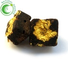Factory Supply High Quality Chrysanthemum Brown Sugar Cube In Bulk For Relieving Dysmenorrhea