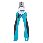 Zorro Dog Nail Clippers and Trimmer with Safety Guard to Avoid Over-Cutting Nails & Free Nail File