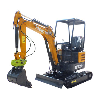 1.2 T Small Garden Digging Machine/China Full Hydraulic Excavator Mini Excavators