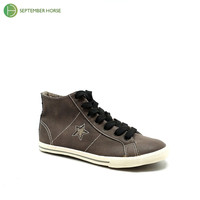 PU upper casual ankle casual for men vulcanized shoes
