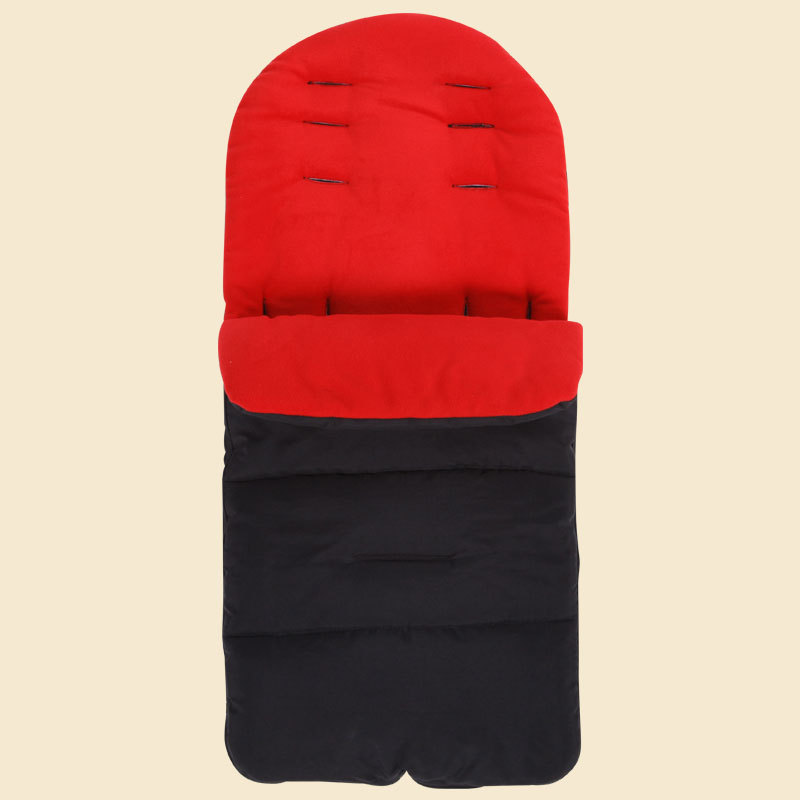 New baby stroller foot cover windproof warm baby umbrella car foot cover