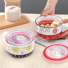 Storage Salad To Go Fresh Set Seal Bowl Wedding return gift bowl