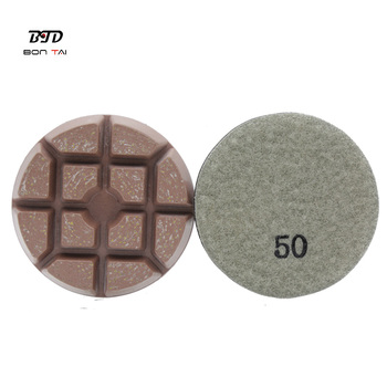 Excellent Quality Diamond Concrete Resin Terrazzo Polishing Pad