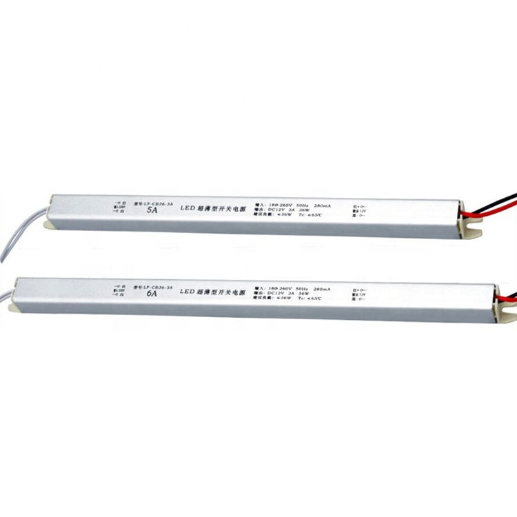 Ultrathin LED lamp driver from Hubei Jucro Electric