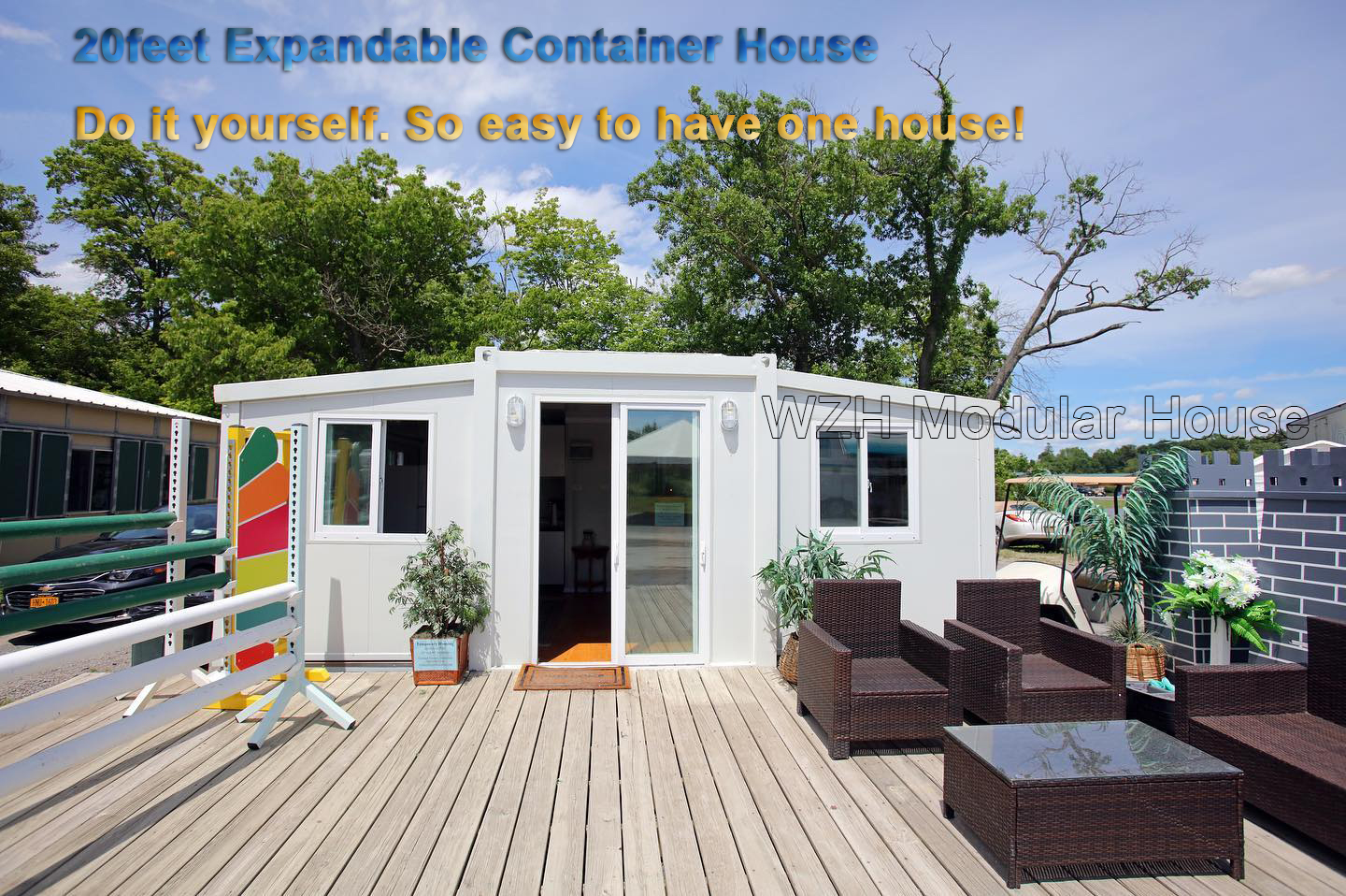 China Prefab Modular Homes House Porta Cabin Casa Australia 20ft And 40 Ft Foldable Expandable Container House For Sale Buy Modular Container House China Prefabricated Homes Australia Expandable Container House Prices Product On