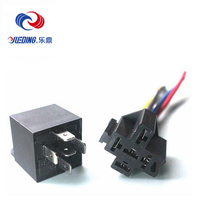 automotive 5pin power auto relay 30amp 24vdc auto relay 4pin relay for car