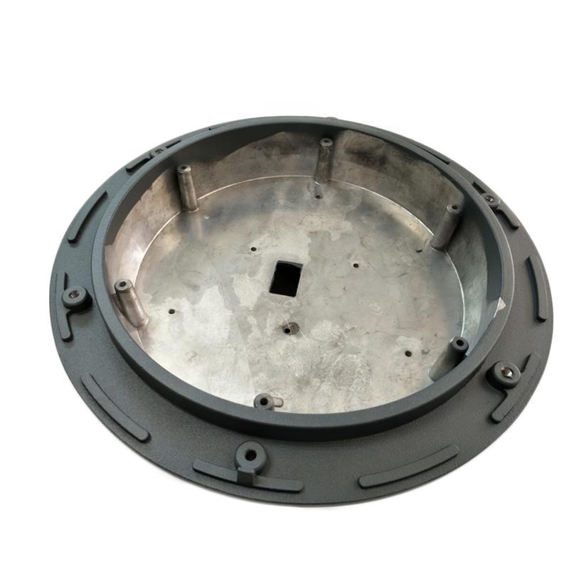 Высокое качество алюминий 200 Вт светодиодное освещение теплоотвод литье
