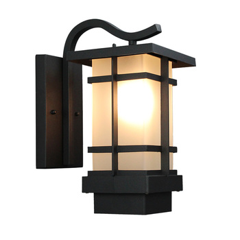 Modern Garden Led Outdoor Wall Light Fixture China External Luminaire Black Vintage Wall Lantern Lamp Buy Outdoor Garden Lighting Waterproof Ip44