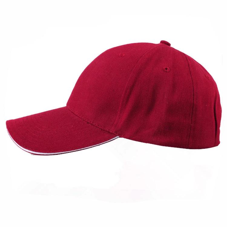 Maria 2017 harga yang wajar 6 panel 100% katun kustom multi warna topi baseball