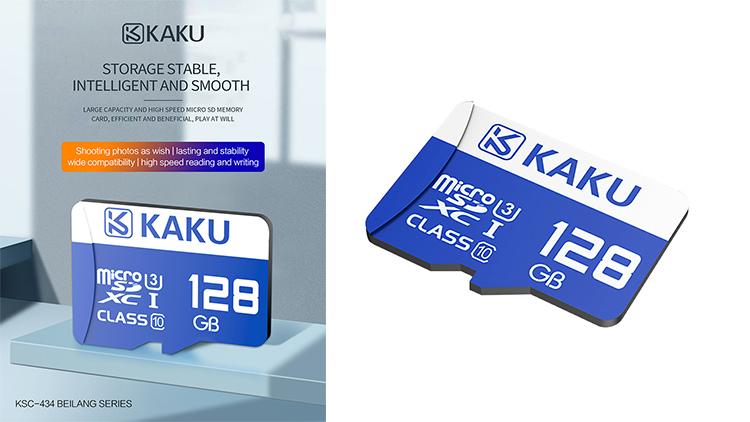 קאקו מכירה לוהטת זיכרון sd כרטיס 4gb 8gb 16gb 32gb 64gb 128gb tf כרטיס עבור קינגסטון