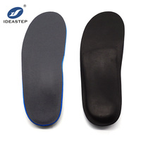 Ideastep promotional cheap wholesale medical orthopedic foot care plantar fasciitis feet plastic shoe insole arch supports