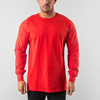 Men's Long Sleeve Running Shirt Cool Workout Tee