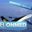 DHL international air freight amazon fba shipping rates from china to usa