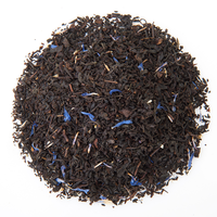 High Quality Chinese English blue Flower butterfly Ceylon Black Tea leaves