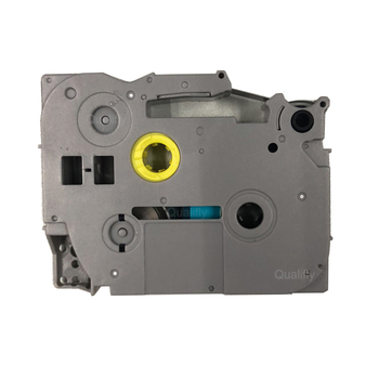 labelTabe RL-BR MK521 BK/BL 9mmX8m  for brother Black characters on a blue background factory outlet