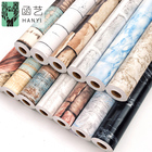 Factory supply waterproof peel and stick wallpaper self adhesive contact paper wallpaper roll