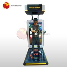 Verdienen Geld Coin Operated Games Motion Platform Virtual Reality Video Games Arcade Game Machine Simulator