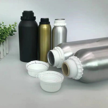 250ml 500ml Aroma chemicals Aluminium Bottle 250ml Aluminum Essence Bottle