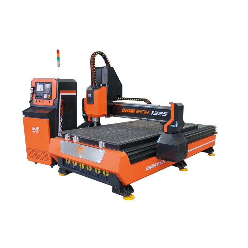 Best price 3d cnc router for atc wood carving machine Cheap engraving machine 1325 cnc router for sale