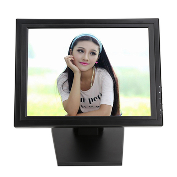 15 Inch TFT LCD Touch Screen Monitor Cheap LED Touchscreen Monitor for POS