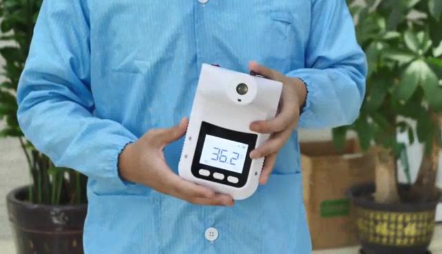 Automático sensor de medição de temperatura, temperatura do dispositivo de medição de pulso inteligente