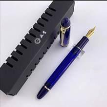 Ручка-перьевая с вакуумным наполнением Hero Wing Sung 699, чернильная ручка высокой емкости EF/Fine/Medium Nib, Канцтовары для офиса, школы, письма в подарок(Китай)