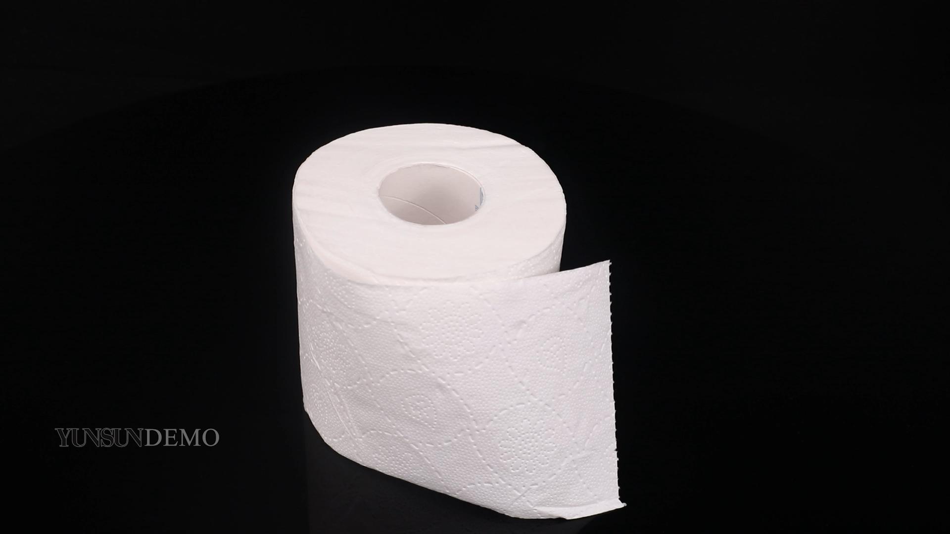นุ่มนูนบริสุทธิ์เยื่อห้องน้ำเนื้อเยื่อเนื้อเยื่อใบหน้า120 100% เยื่อไม้บริสุทธิ์2020ในสหรัฐอเมริกา