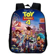 Детская игрушка история школьная сумка, очаровательные Базз Лайтер рюкзаки игрушки история книга сумки для мальчиков и девочек(Китай)