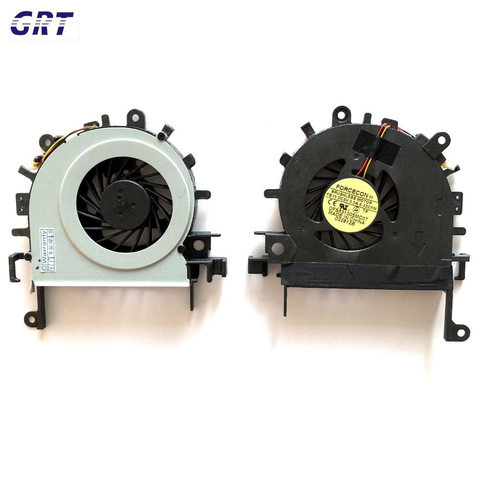 Mini 30x30mm 4Pin 12V DC Cooling Fan Brushless Radiator Cooler Fan for Laptop HK