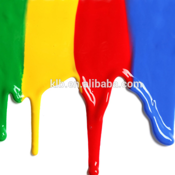 Hot selling Silicone liquid color pigment silicone water-based dye