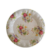 Promotion Gifts Wedding Party Plastic Round Plates, Cheap Dinner Plate
