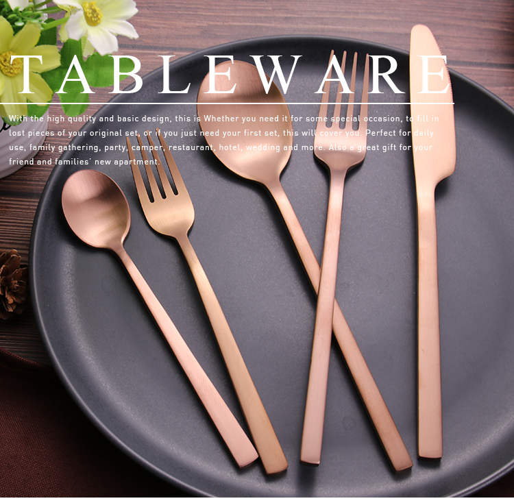 Wholesale Cutipol Stainless Steel Silverware Hand Forged