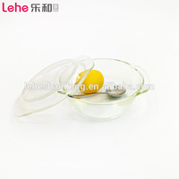 amazon top seller 2019 clear cooking pot lehe Pressure+Cookers glass casserole