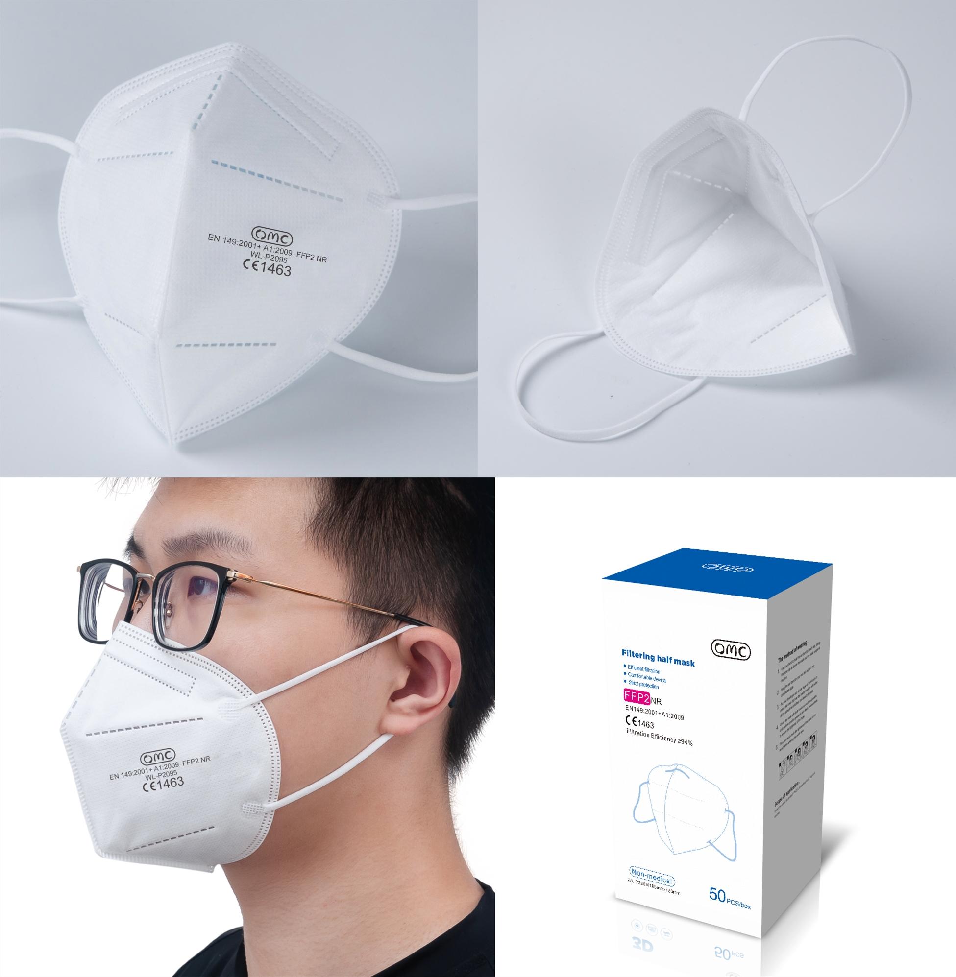 Top Quality Maschera FFP2 Mask Disposable Face Mask FFP2 - KingCare | KingCare.net