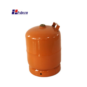 High quality ISO4706 standard 5kg household 12L LPG cylinder