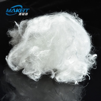 Polyester Fabric Pillow Filler 6D Solid/Hollow Polyester Staple Fiber