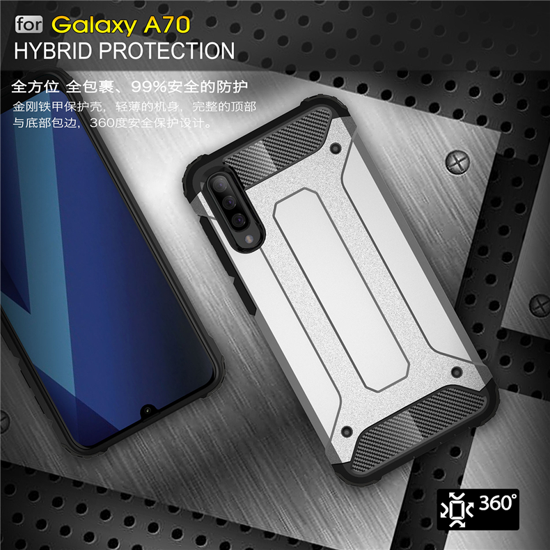 Top Qualità Designer Cassa Del Telefono Cellulare per Samsung A70 con Bestar Prezzo