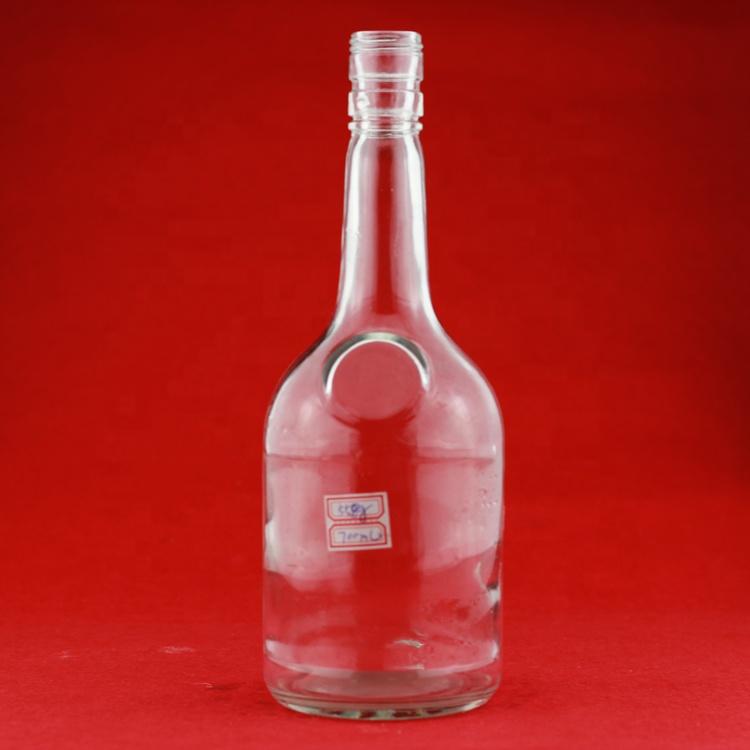 Top Quality Glass Bottles Empty White Wine Bottles Whisky Bottles