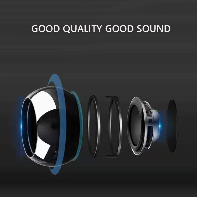 2020 simple ball design portable wireless best bluetooth speaker
