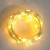 5M Fairy Micro Waterproof Led Copper Wire String Lights With 8 Function