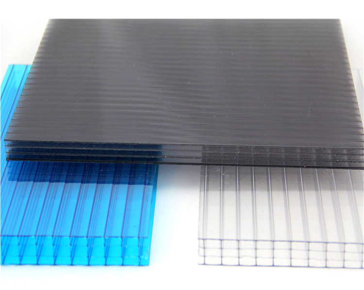 UNQ textured polycarbonate sheet manufacturers for architectural lighting roof
