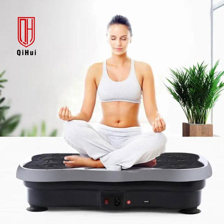 vibration plate crazy fit massage