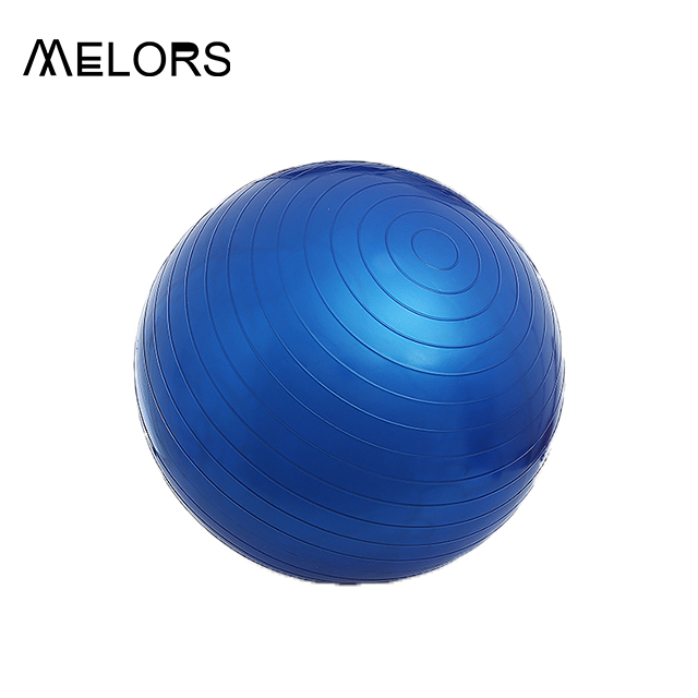 Melors Weighted Handle Small Anti Burst Pilates Pump An Eco Friendly Gym Stand Kit Balance Exercise <strong>Yoga</strong> <strong>Ball</strong>